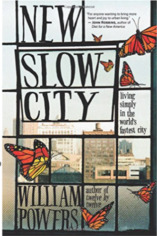 New Slow City book